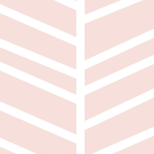 herringbone wallpaper Peach Panel
