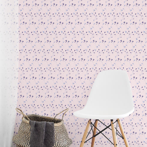 breeze violet pink1 table-white-leather-chair