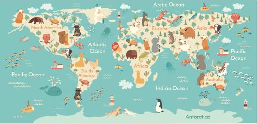 Little world map bc magic wallpaper post navigation previous post little world map gumiabroncs Gallery