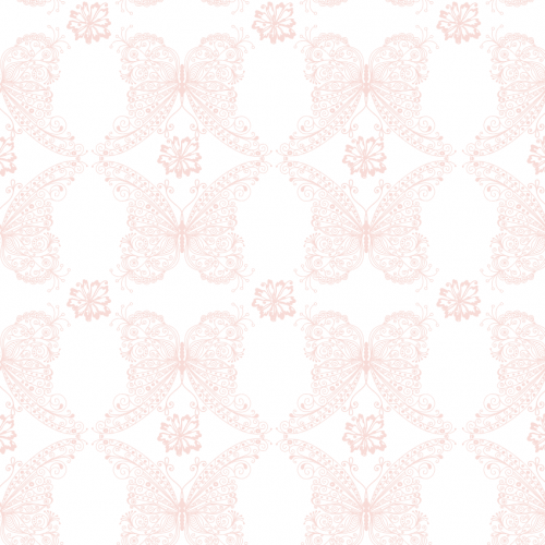 butterfly maze peach