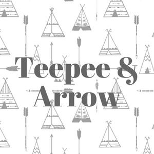Teepee & Arrow Patterns